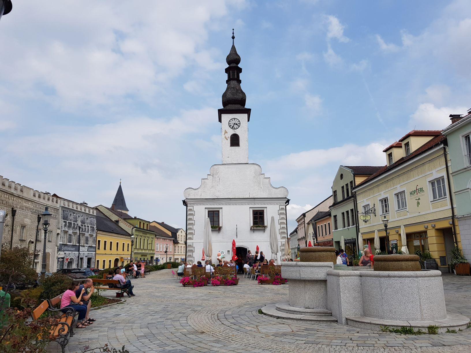 13 Altes Rathaus Gmünd